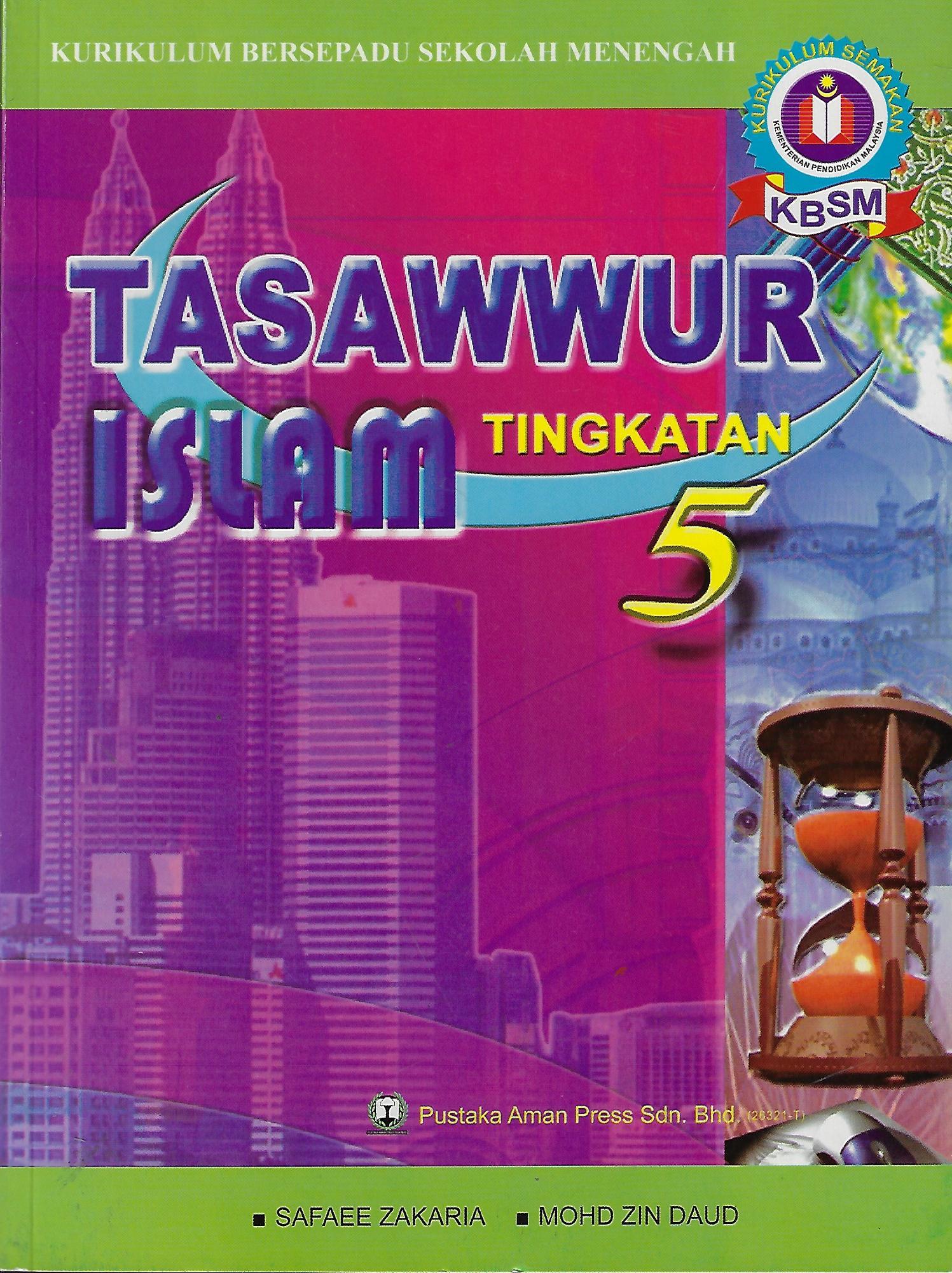 Ting 5 Buku Teks Tasawwur Islam Tingkatan 5