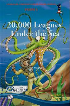 Literature - 20,000 Leagues Under The Sea Form 1