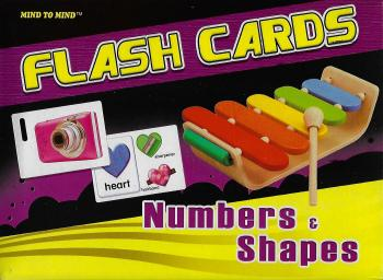 Flash Cards Number & Shapes