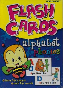 Flash Cards Alphabet (Phinics)