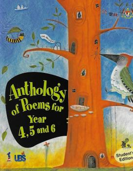 Anthology Of Poems For Year 4,5 And 6