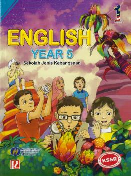 Text Book English Year 5 SJK