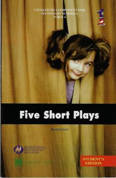 Literature - Five Short Plays Form 4