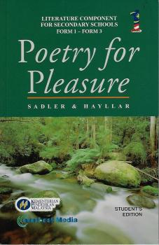Literature - Poetry For Pleasure Form 1 - Form 3