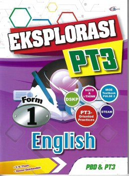 EKSPLORASI PT3 ENGLISH KSSM FORM1 (2020)