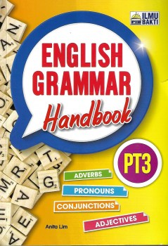 ENGLISH GRAMMAR HANDBOOK PT3 (2020)