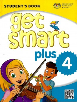 GET SMART PLUS 4 STUDENTS BOOK PLUS 4 (2020)
