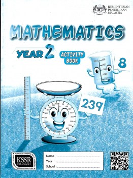Mathematics Year 2 Activity Book