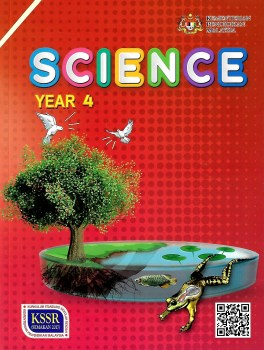 BUKU TEKS SCIENCE YEAR 4 (2020)