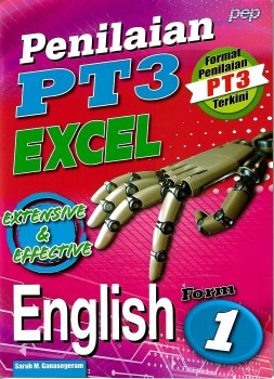 PENILAIAN PT3 EXCEL ENGLISH FORM 1