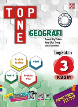TOP ONE GEOGRAFI KSSM TINGKATAN 3 (2020)