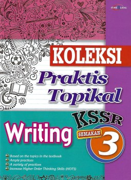 KOLEKSI PRAKTIS TOPIKAL WRITING KSSR SEMAKAN YEAR 3 (2020)