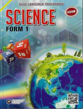 Text Book Science Form 1 DLP (SMK)