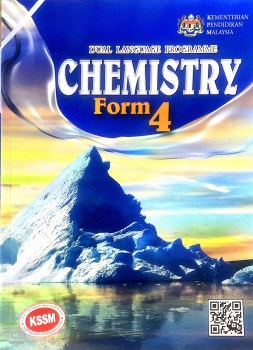 TEXT BOOK CHEMISTRY DLP FORM 4 (2020)